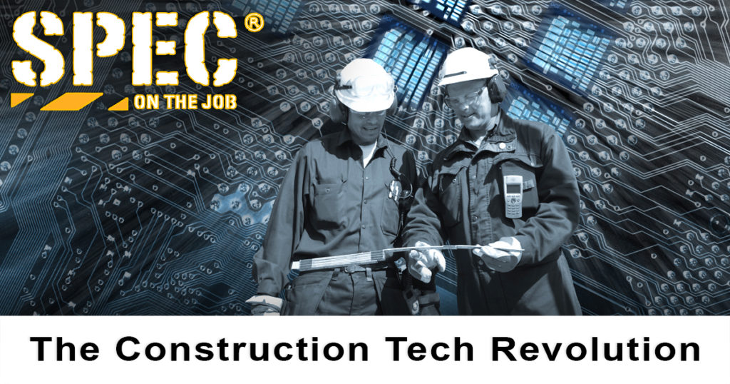 Construction tech revolution