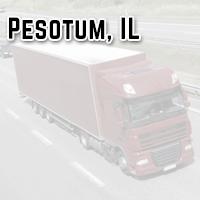 Pesotum, IL trucking crime blotter