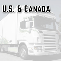 United States and Canada trucking crime blotter