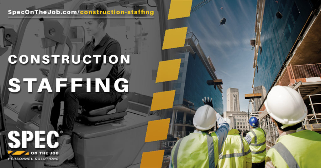 Spec On The Job construction staffing