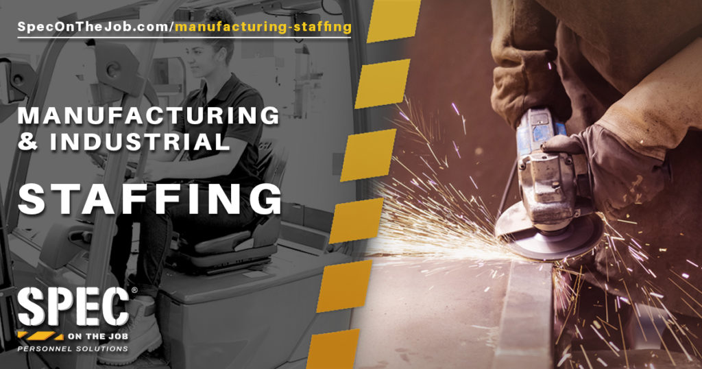 Spec On The Job manufacturing and industrial staffing