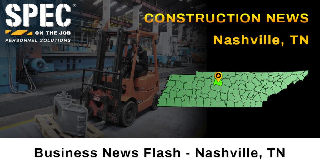 Nashville, TN construction news