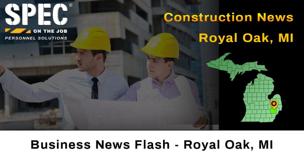 Detroit MI construction news