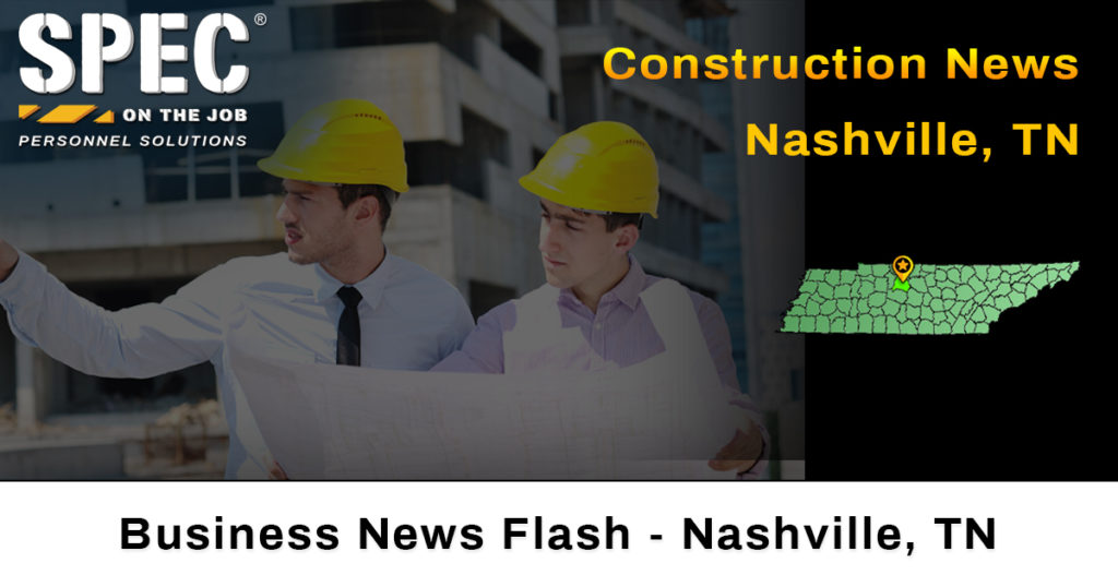 construction news nashville TN