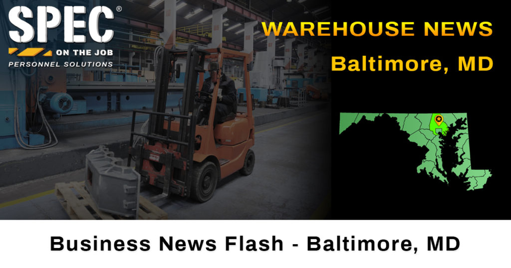 warehouse news baltimore md