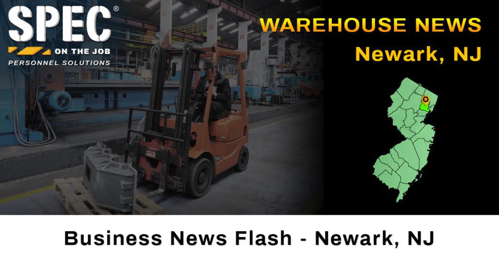 Newark, NJ warehouse news