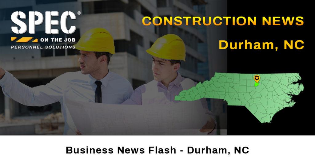 Durham NC Durham County construction