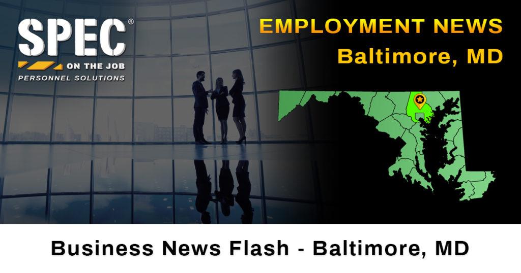 employment news baltimore md
