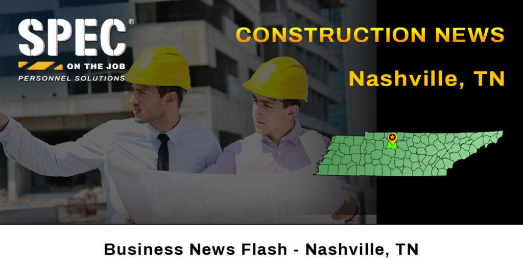 Nashville TN construction news