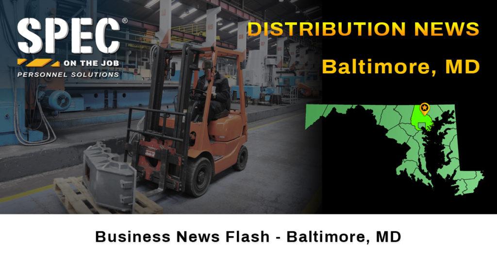 Baltimore, Amazon, Port 95 Industrial