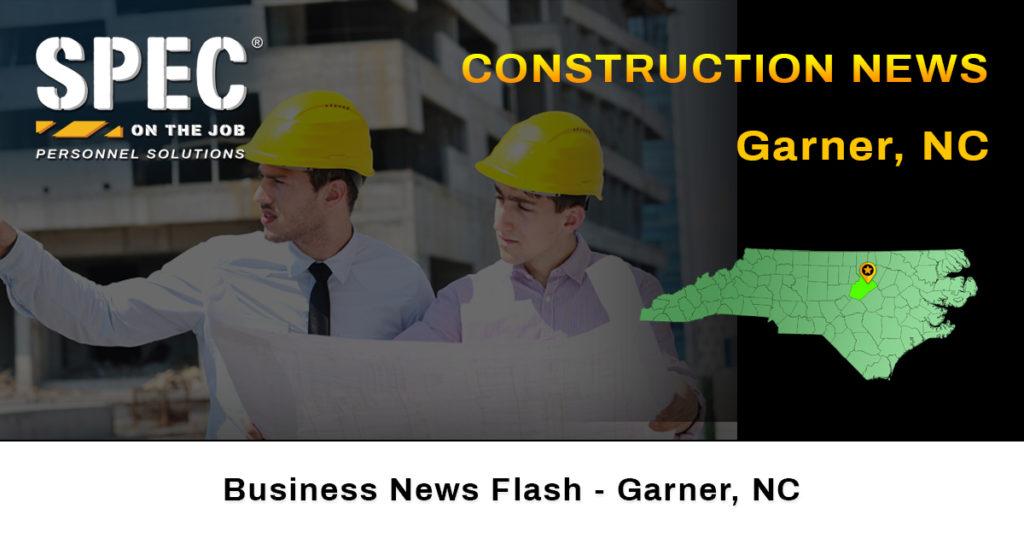 Garner NC construction Amazon