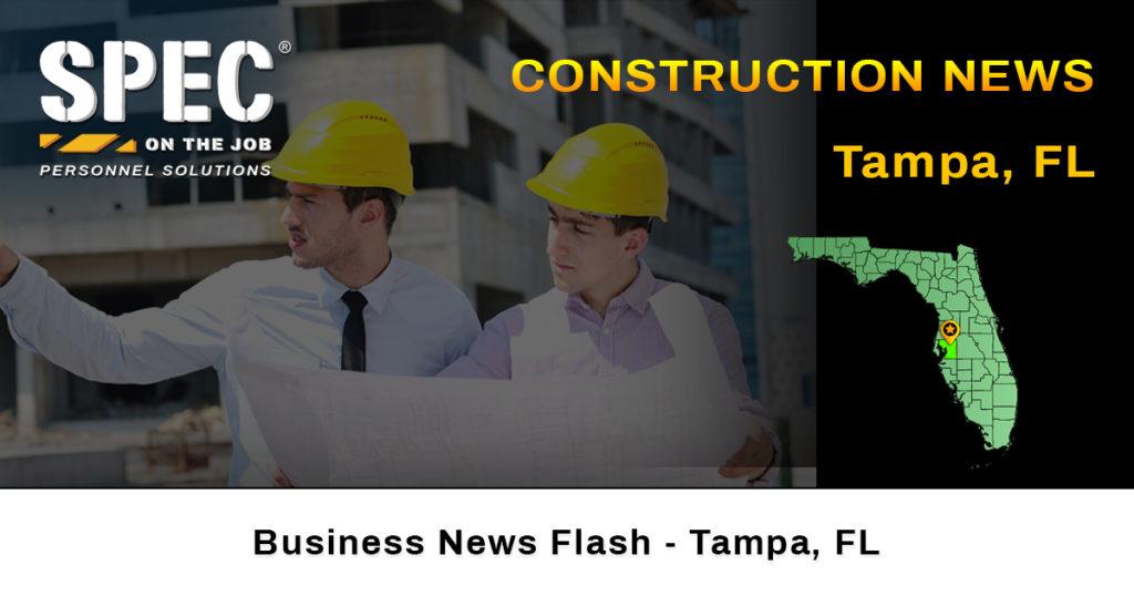 Construction, Tampa, FL news