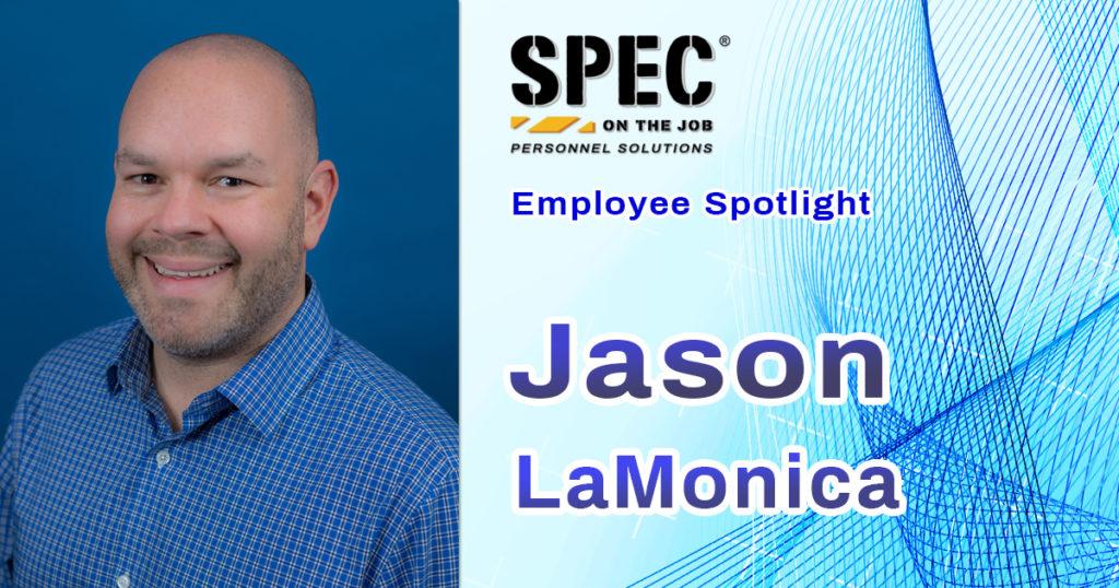 Spec On The Job Employee Highlight LaMonica