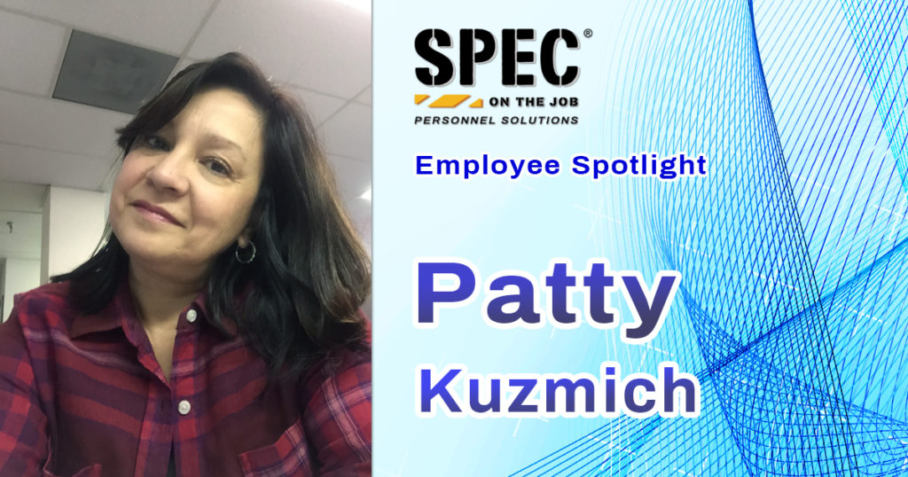 Spec On The Job Employee Highlight