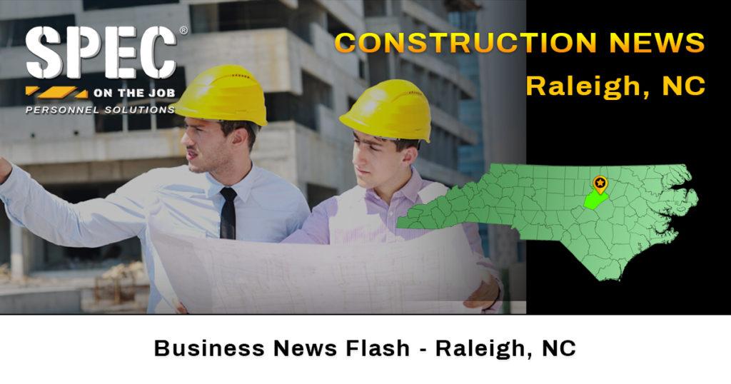 Raleigh NC construction Riverbend Development