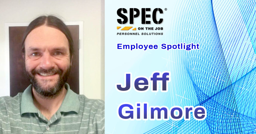 Spec On The Job Employee Highlight