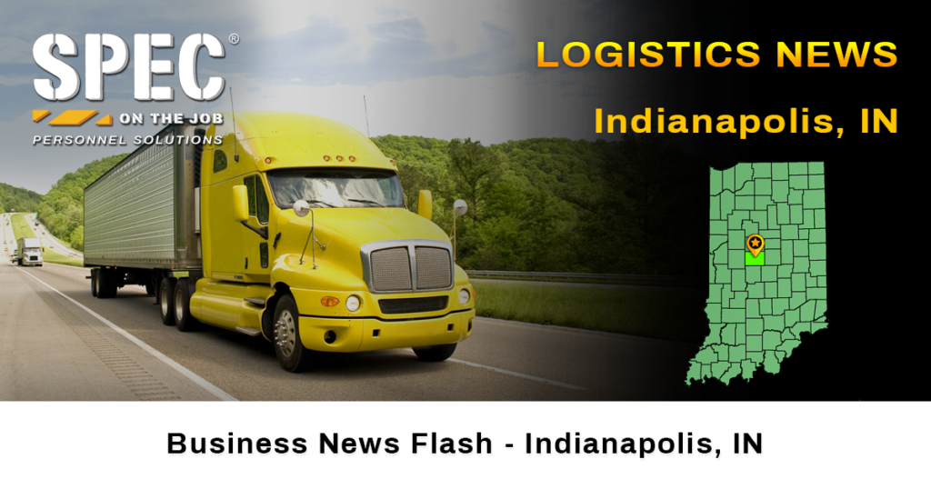 Indianapolis logistics news