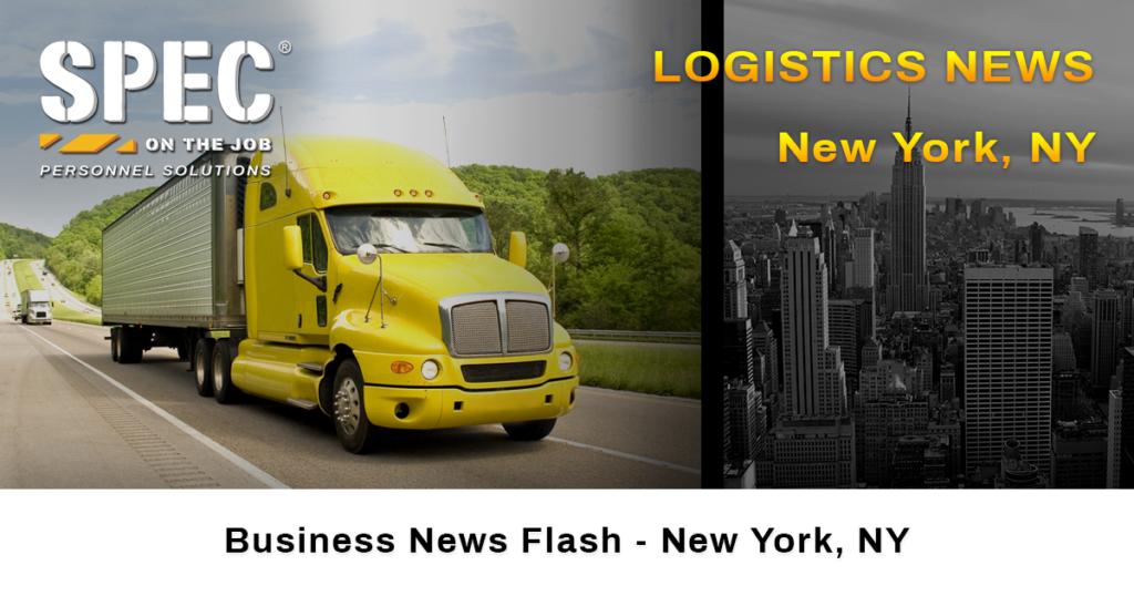 New York City logistics news