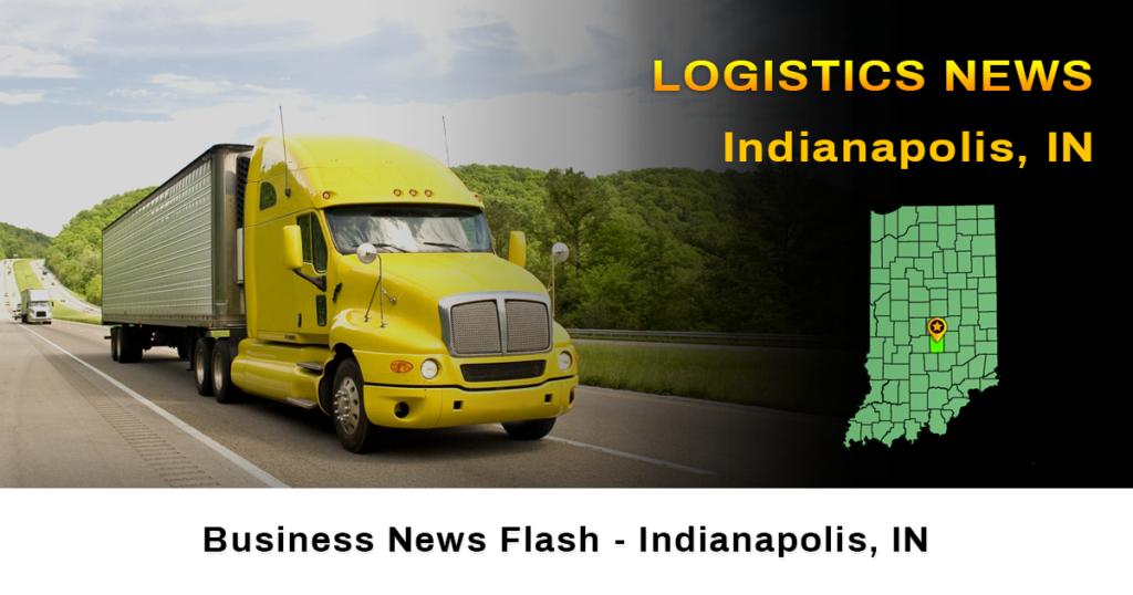 logistics indianapolis in