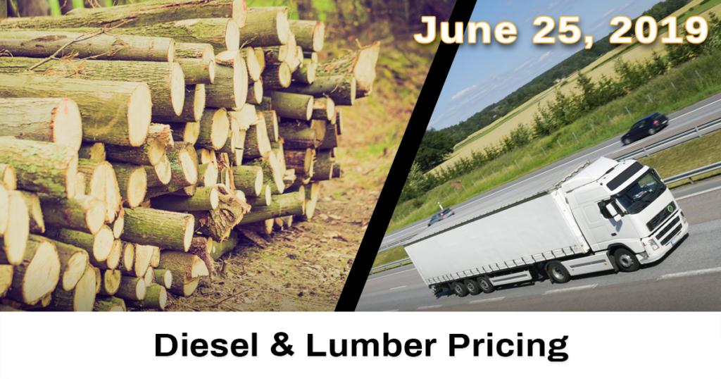 Current diesel national average $3.043 per gallon.