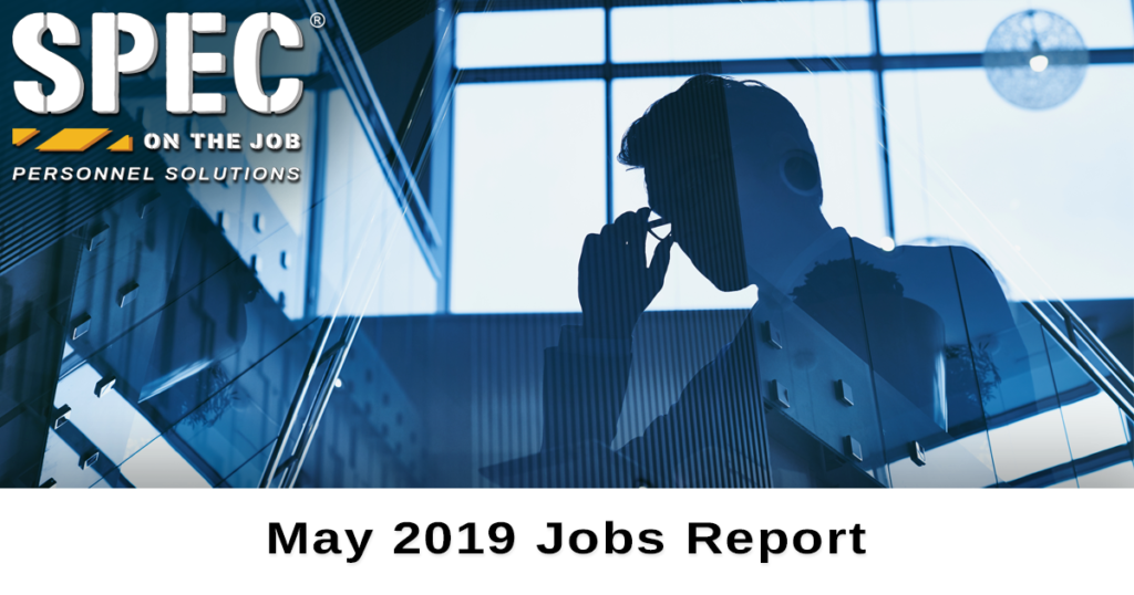 May 2019 jobs report