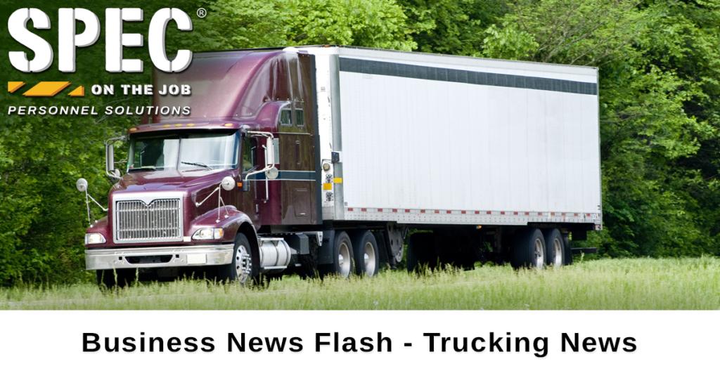 truck driving news