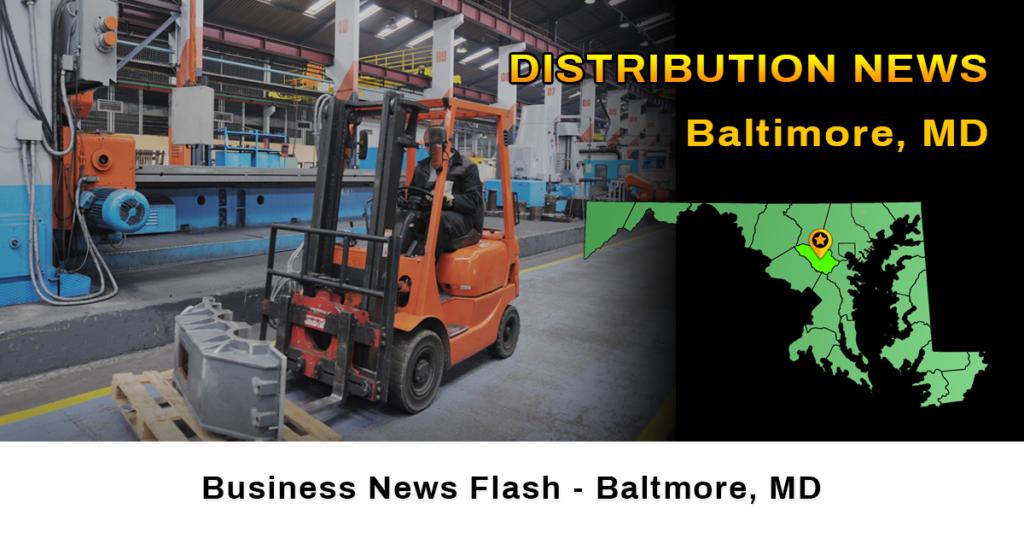 distribution news Baltimore MD
