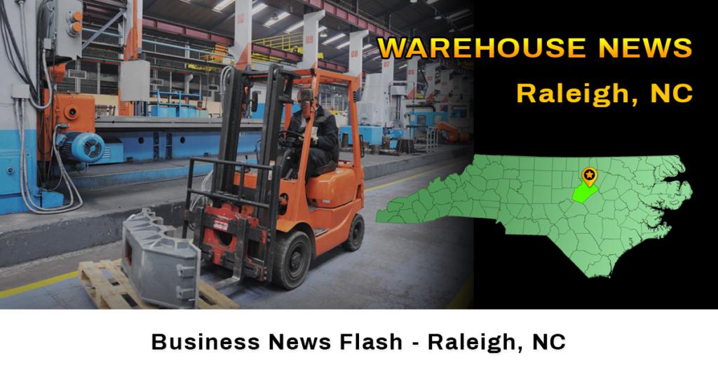 Warehouse News Raleigh NC