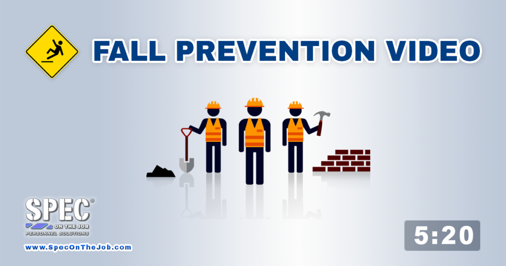 Fall Prevention