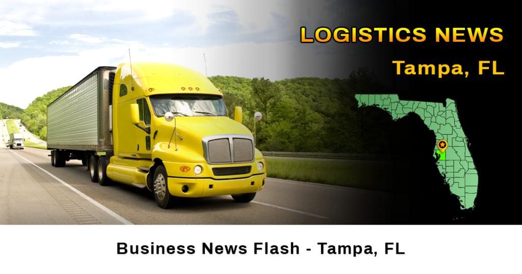 logistics news Tampa FL