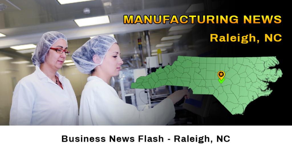 manufacturing Sanford NC