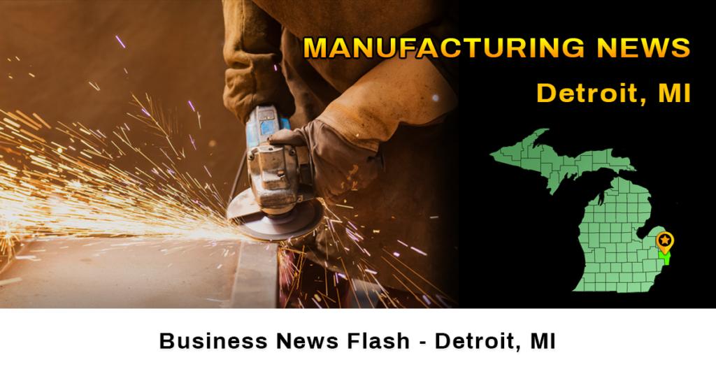 manufacturing Detroit MI