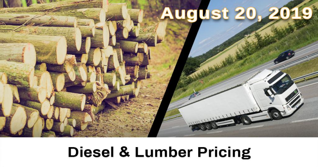 Current diesel national average $2.994 per gallon